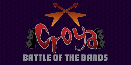CROYA's Battle of the Bands 2021 tickets