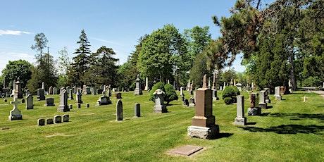 Virtual Union Cemetery Tour tickets