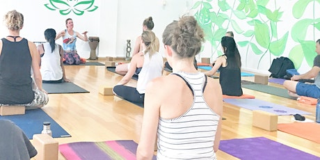 Saturdays 10:30a Yoga with Sound Bath in North Beach tickets