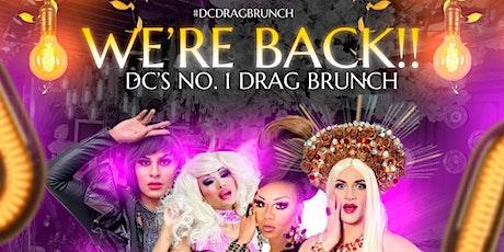 Drag Brunch DC tickets