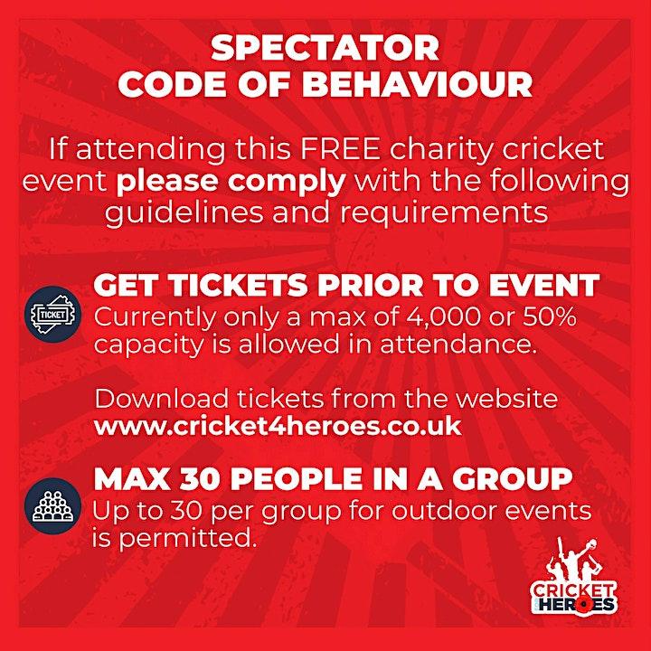 Cricket for Heroes: Super Smash (Portsmouth) image