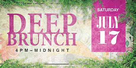 Deep Brunch ft. Will Clarke and more! tickets