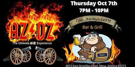 AZ/DZ at The Monastery Mesa AZ tickets
