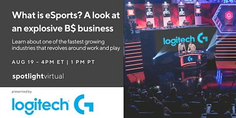 What is eSports? A look at an explosive B$ business tickets