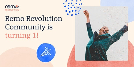 Remo Revolution Community Party tickets