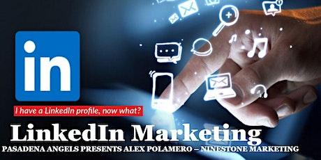 LinkedIn Marketing tickets