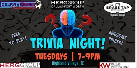 Trivia! Presented by the HERG Group DFW tickets