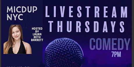Micdup NYC Livestream Thursdays, join us at the Producer's club! tickets