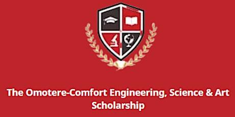 The Omotere-Comfort Engineering, Science & Art Inventors Club ingressos