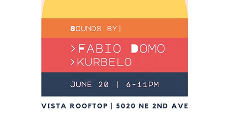 Sunset Session At Vista Rooftop with DJ's tickets