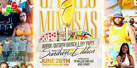 Recess Miami Games and Mimosas Brunch & Day Party Sundress Edition entradas