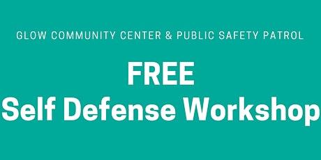 GCC x PSP Free Self Defense Workshop tickets