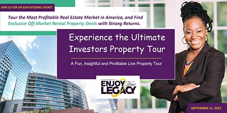 The Ultimate Investors Tour – Cleveland OH tickets
