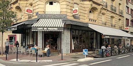 CLICHY ENTREPRENDRE - MEMBRES : Soirée Networking au Café du Théâtre tickets