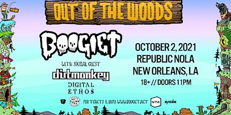 Boogie T + Dirt Monkey + Digital Ethos tickets