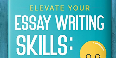 Book Launch Virtual Party: Elevate Your Essay Writing Skills- LA George tickets