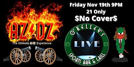 AZ/DZ Rocks O'Kelly's in Mesa tickets