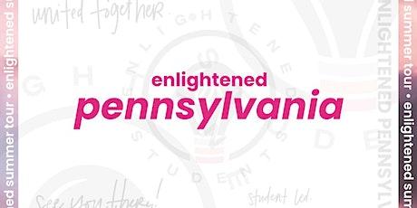 Enlightened Pennsylvania tickets