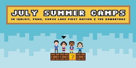 Pixel Power: 2D Graphic Design   Summer Camp tickets