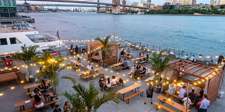 """FRIDAYS: """"WINE & DINE"""" ON THE WATER @ WATERMARK w/HAPPY HOUR & $1 OYSTERS tickets"""