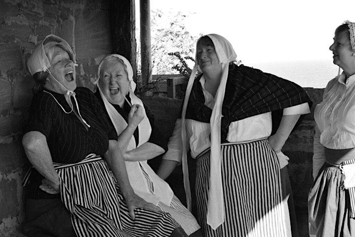 Auchmithie HAAR Heritage Arts Performance image