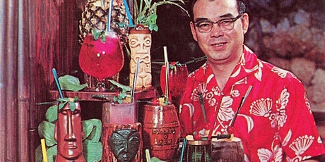 Rumbullion with Tonga Tim, episode 7: The History of Classic Tiki Drinks tickets