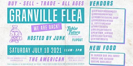 The Granville Flea - WELCOME BACK! 12+ Vendors! tickets