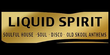 Liquid Spirit Supper Club tickets