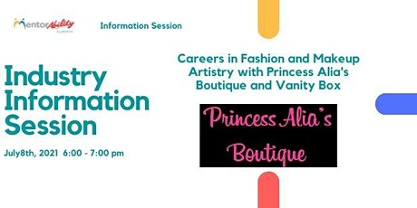 MentorAbility Industry Information Session: Fashion + Makeup Artistry tickets