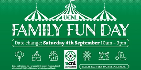 UCNL Family Fun Day tickets