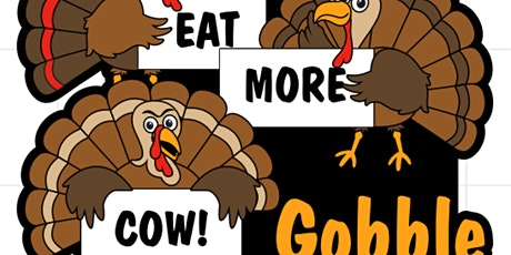Gobble Til You Wobble 1M 5K 10K 13.1 26.2-Participate from Home. Save $5 tickets