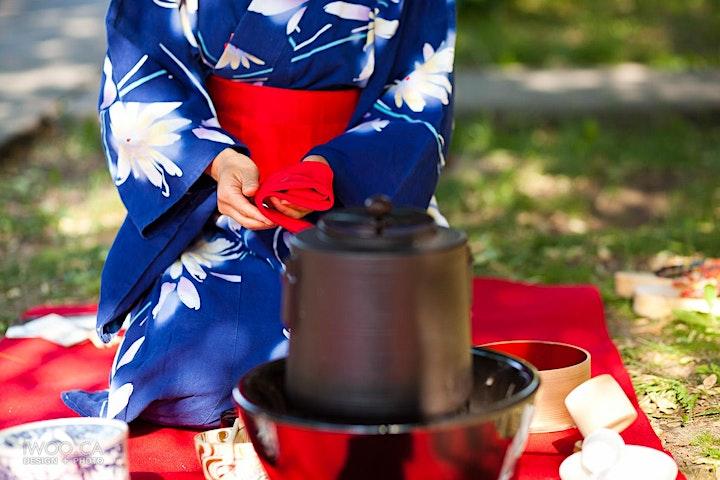 2ème Cérémonie du thé  'Chaji' Tea Second ceremony image