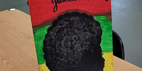 Juneteenth Take and Make Craft tickets
