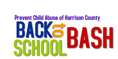 Back to School Bash-Harrison County tickets