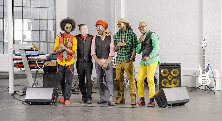 Harborside Live Music Series featuring Conscious Reggae Band image