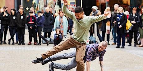 LDP Seminar 6:  Making dance work! - Performance outdoors & at festivals tickets