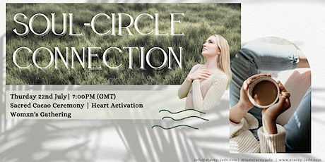 Copy of Soul-Circle Connection tickets