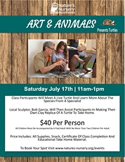 Art And Animals Presents Turtles tickets