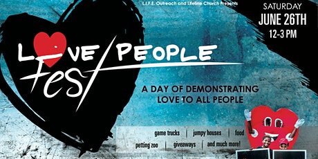 LOVE People Outreach Fest tickets