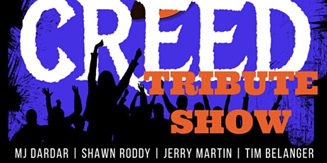 CREED TRIBUTE SHOW tickets