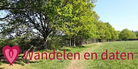Wandelen en daten - regio Mechelen - 30 tot 40 jaar (hetero) tickets