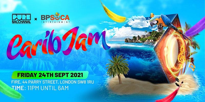 Pure Bacchanal Carib Jam