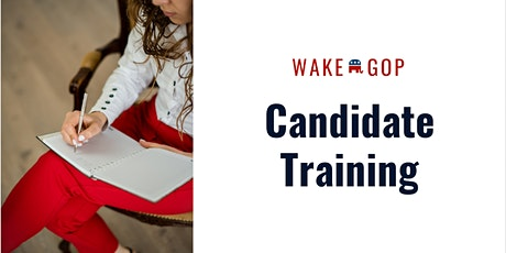 Wake County Republican Party Candidate Day Training tickets