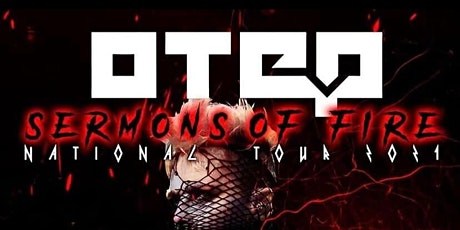Otep - The World Over - The Almas - $17 tickets