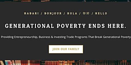 FLP Generational Wealth Bootcamp: Online Entrepreneurship & Real Estate tickets