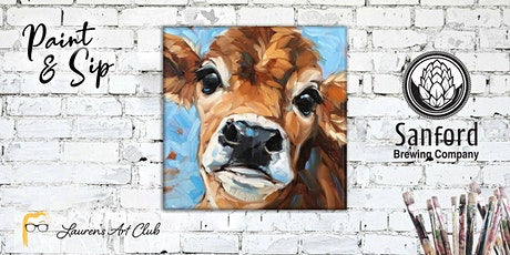 DIY Paint & Sip - Sanford Brewing Maitland - Holy COW tickets