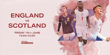 Euros 2021: England vs Scotland tickets