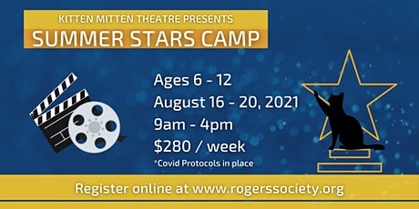 Kitten Mitten Theatre Camp: Summer Stars tickets