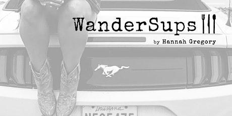 WanderSups - the USA edition. tickets