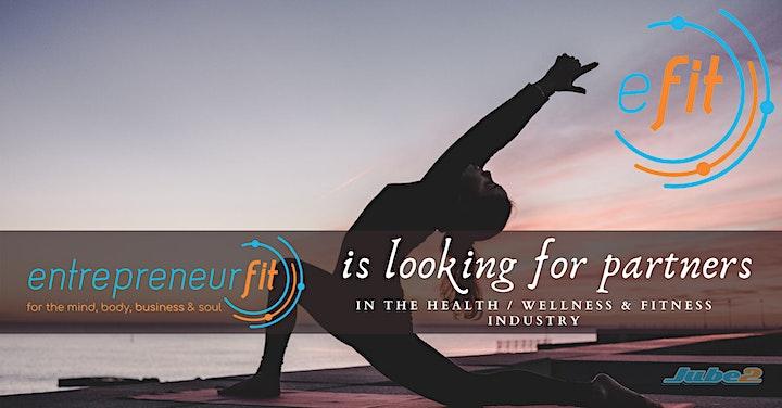The Health / Wellness & Fitness Meet n Greet Event image